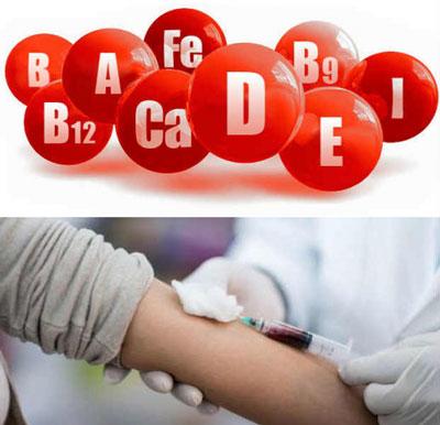 Что показывает комплексный анализ крови на витамины